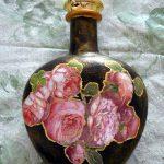 декупаж винных бутылок своими руками идеи декора