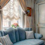 французские шторы дизайн идеи