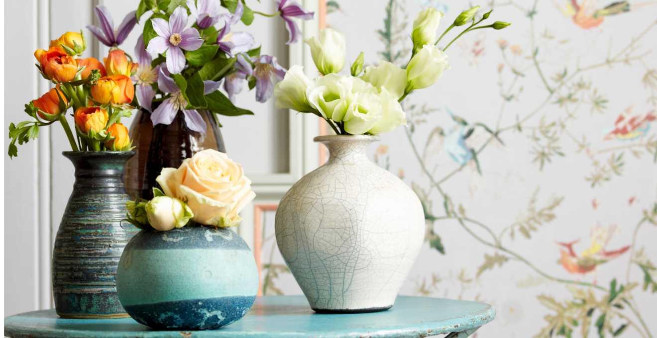 идеи украшений для ваз