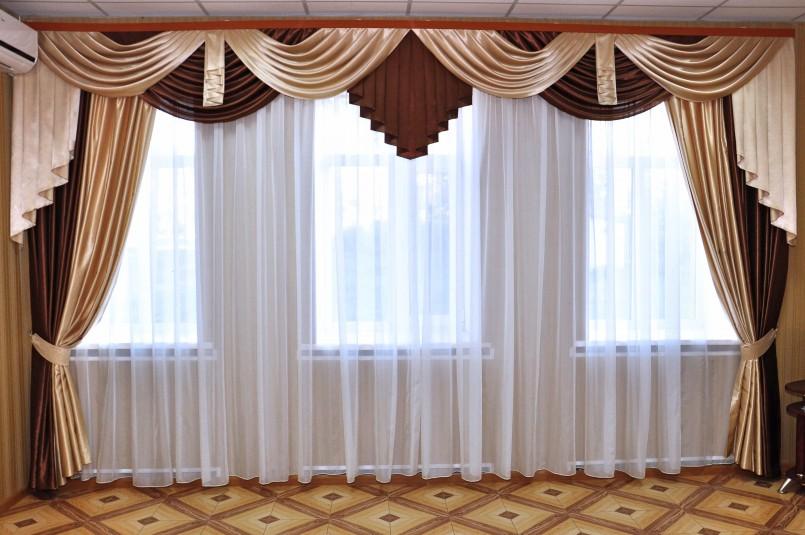 как декорировать шторы идеи дизайн
