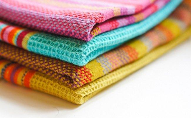 как отстирать кухонные полотенца фото идеи
