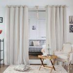современные шторы интерьер фото