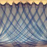 как повесить шторы без карниза оформление фото
