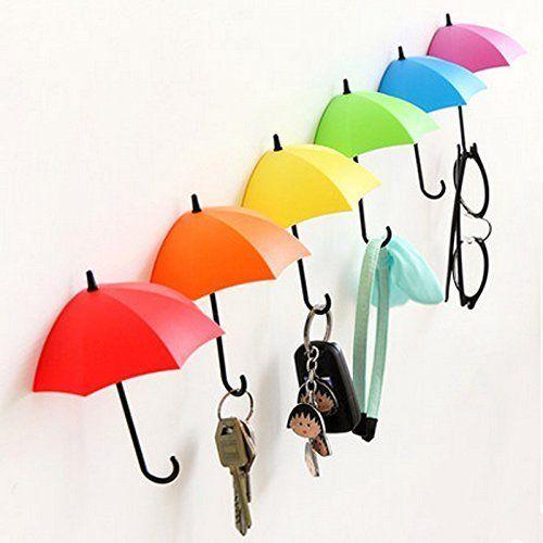 ключница зонтики
