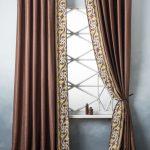 комбинированные шторы фото дизайна