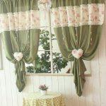 комбинированные шторы в доме