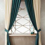 комбинированные шторы варианты