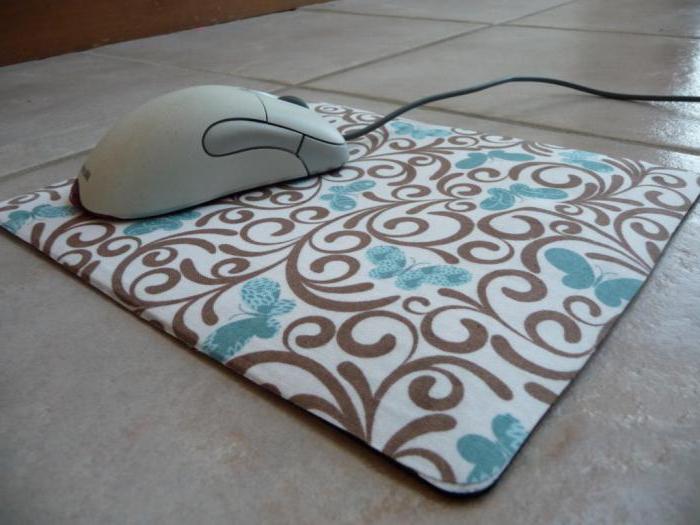 коврик для компьютерной мыши варианты