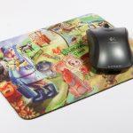 коврик для компьютерной мышки фото декор