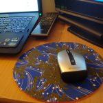коврик для компьютерной мышки фото декора