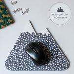 коврик для компьютерной мышки идеи