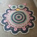 коврик совушка декор фото