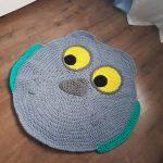 коврик совушка фото интерьер