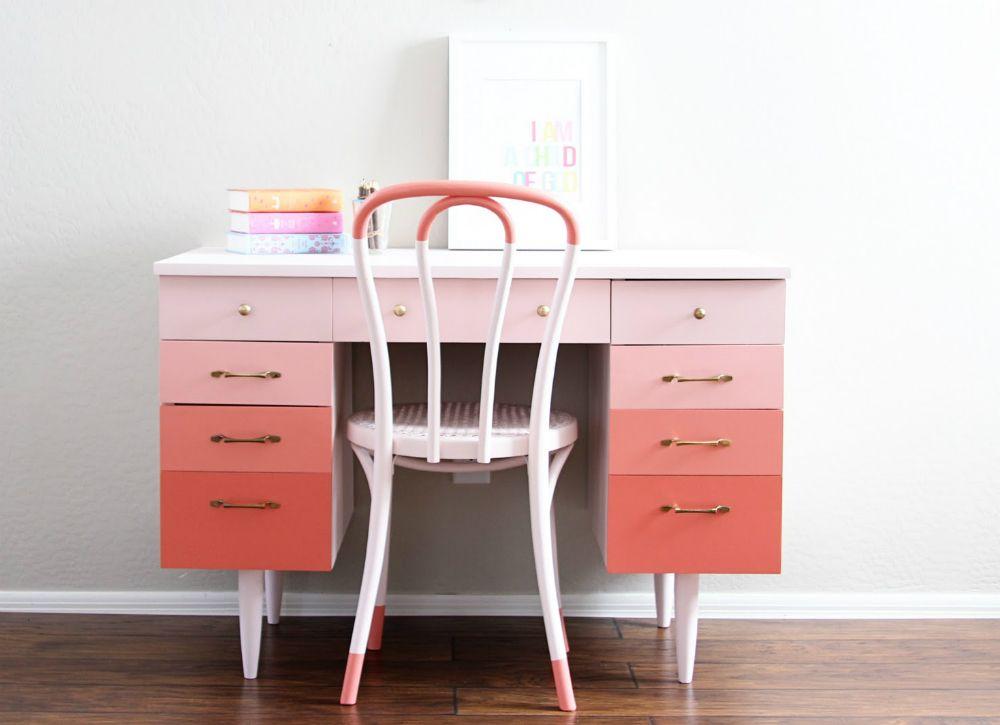 мебель омбре