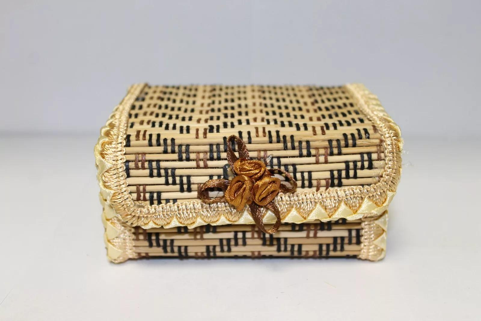 шкатулка своими руками из бамбука фото