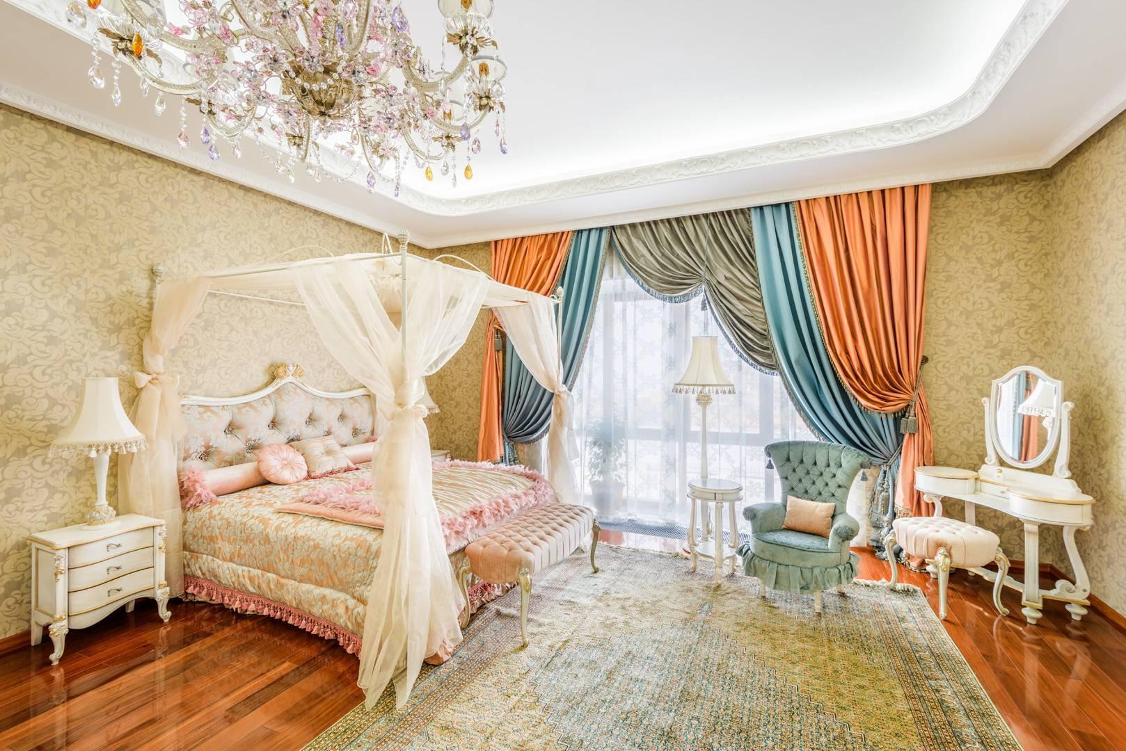 шторы 2019 спальня