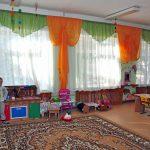 шторы для детского сада фото оформления