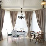 шторы на панорамные окна фото дизайн