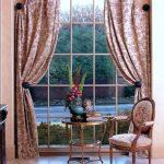 шторы и тюль без карниза дизайн фото