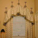 шторы и тюль без карниза фото дизайн