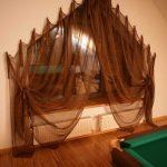 шторы и тюль без карниза идеи дизайна
