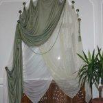шторы и тюль без карниза идеи фото