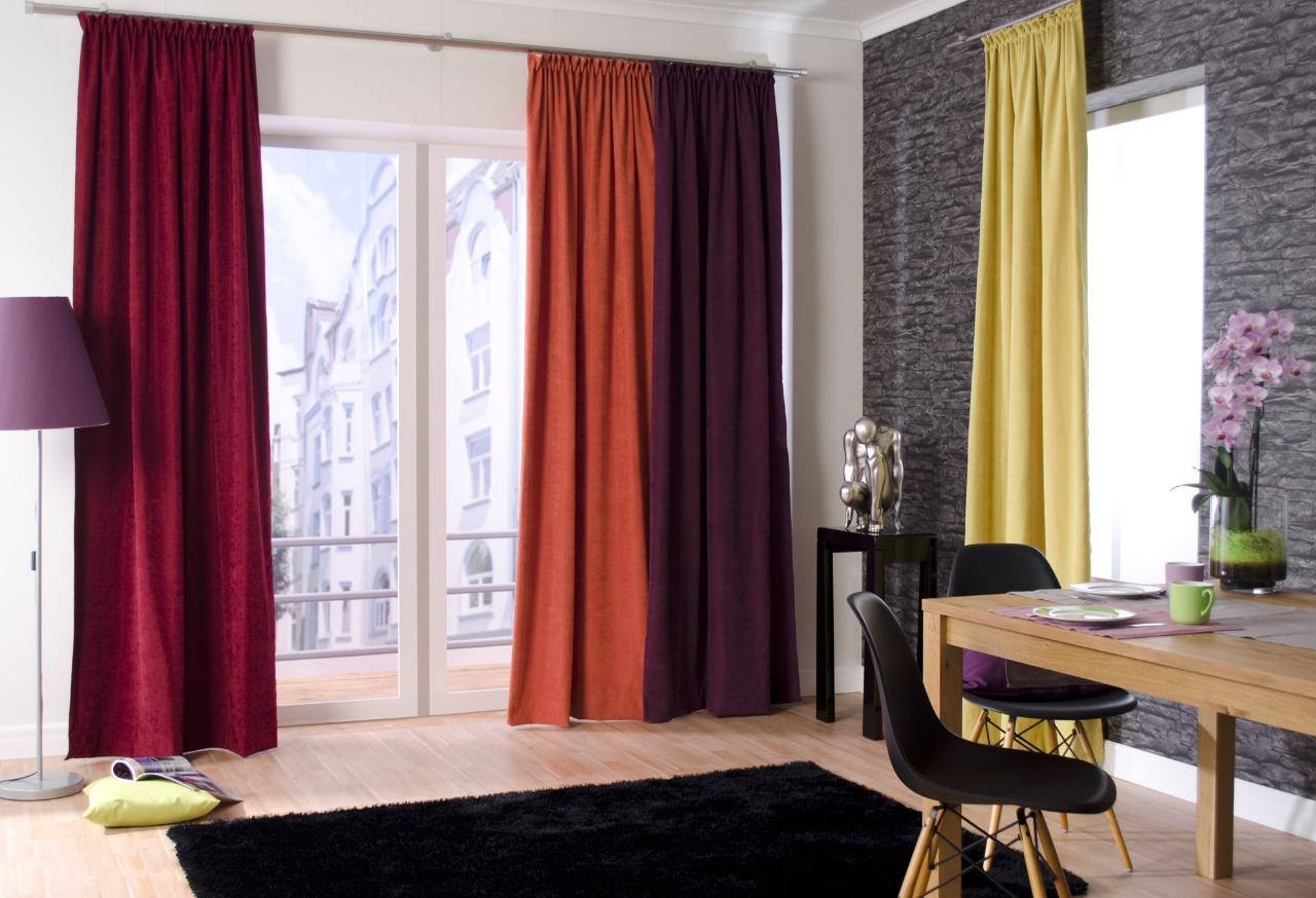 шторы из габардина фото дизайн