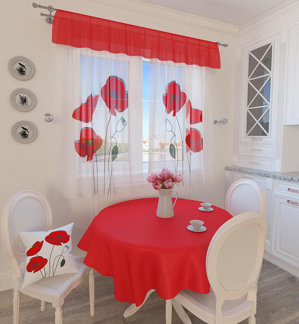 шторы из органзы фото дизайн