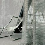 шторы из сетки фото дизайн