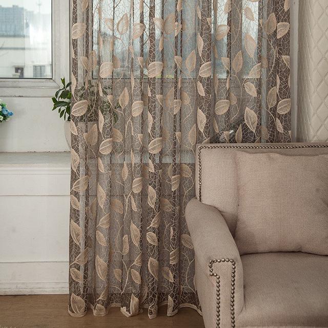 шторы из сетки фото интерьер