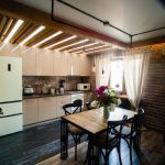тюль на кухню фото дизайн