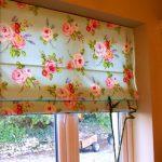 шторы на маленькие окна фото примеров