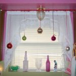 шторы на маленькие окна фото вариантов