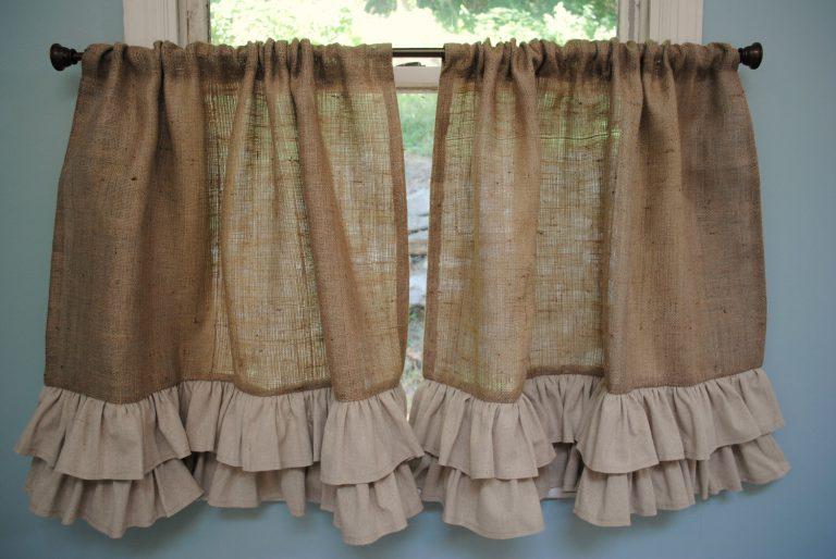 шторы на маленькие окна идеи текстиля
