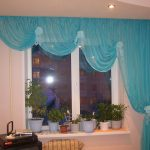шторы на маленькие окна интерьер фото