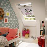 шторы на мансардные окна идеи