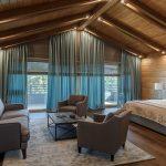 шторы на мансардные окна фото текстиль