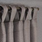 шторы на петлях своими руками
