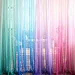 шторы омбре фото идеи