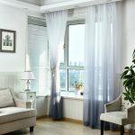 шторы омбре фото текстиль