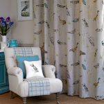 шторы с рисунком идеи текстиля