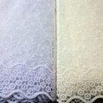 шторы из сетки варианты