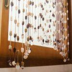 шторы своими руками из подручных материалов фото интерьера