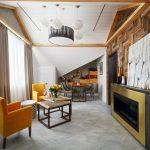 шторы в деревянном доме обзор