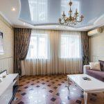 шторы в гостиную дизайн интерьера
