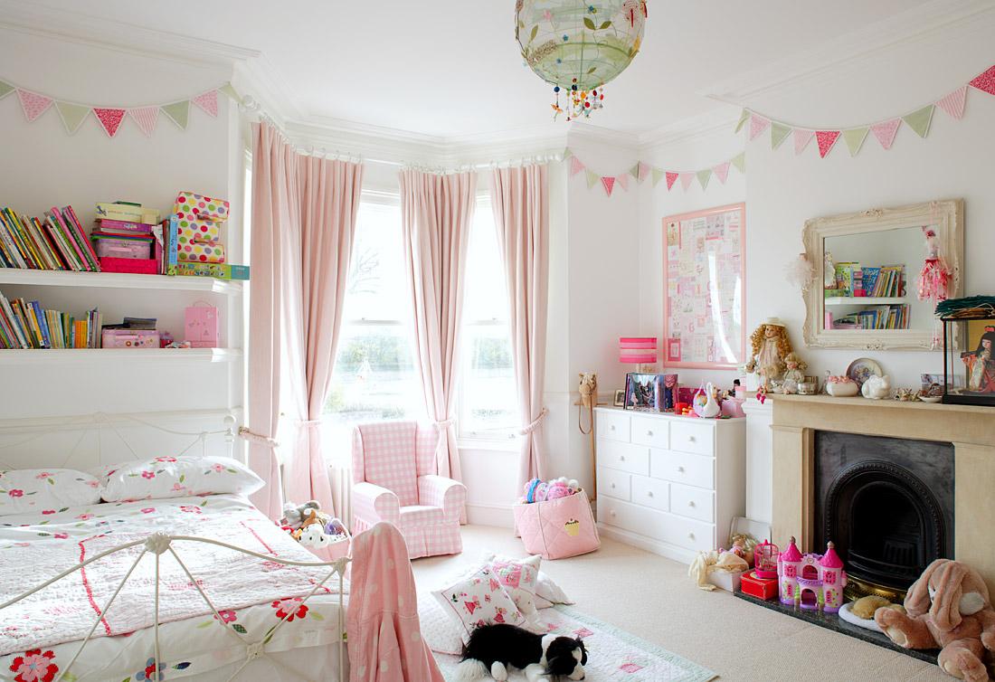 шторы в комнату девочки подростка