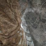 тюль из сетки оформление фото