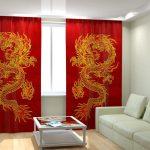утяжелители для штор китайского стиля