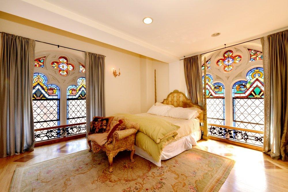 витражные окна шторы