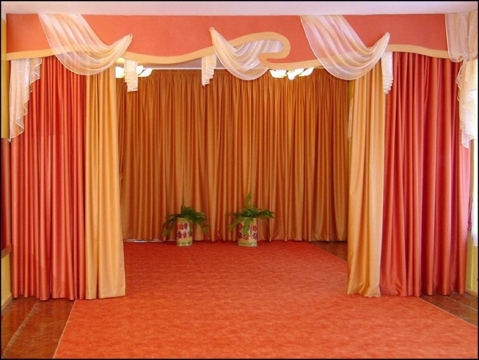 шторы для детского сада дизайн